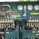 Буровая установка на гусеничном шассиКорвет-05 - Пульт управления