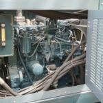 Буровая установка на гусеничном шассиКорвет-05 -Двигатель
