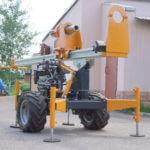 Мобильная буровая установка МГБ-50П-01С
