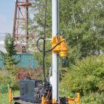 Универсальная буровая установка Корвет-01